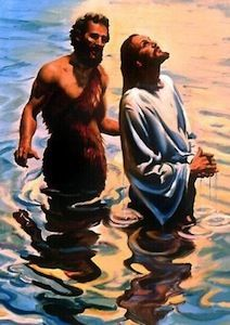 The Baptism Of Jesus DVD