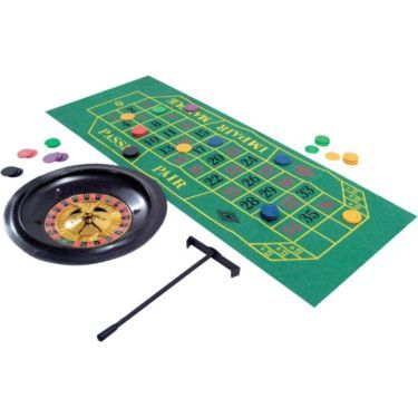 Casino Party Roulette Set | Reduced Birthday Party Supplies
