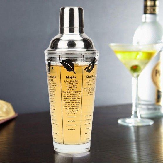 Le Shaker - recettes à Cocktail Mix Master