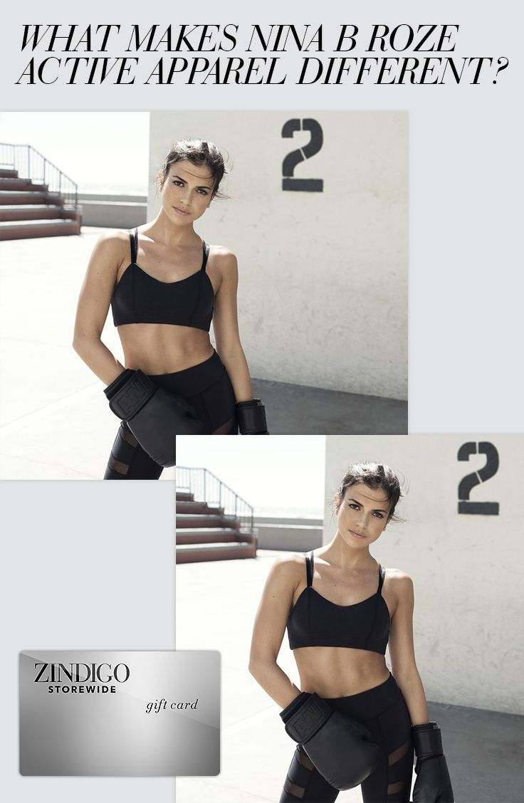 The question on everyone's mind, the answer is quite simple. Nina B Roze's Active Apparel is made by the woman and with the woman in mind. Not just the super healthy and already in amazing shape woman, but every woman. The slim woman, the fit woman and the curvy woman all look amazing in our designs. Use code APPAREL25 for 25% off a purchase, valid 9/29-9/6.