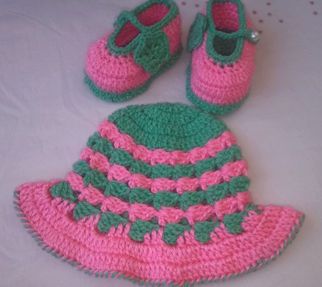 How To Make Baby Hat In Hindi