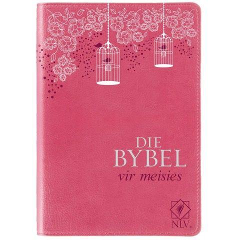 DIE BYBEL VIR MEISIES. 'n Spesiale alles-in-een Bybel wat jong meisies se stiltetyd 'n dieper ervaring sal maak...