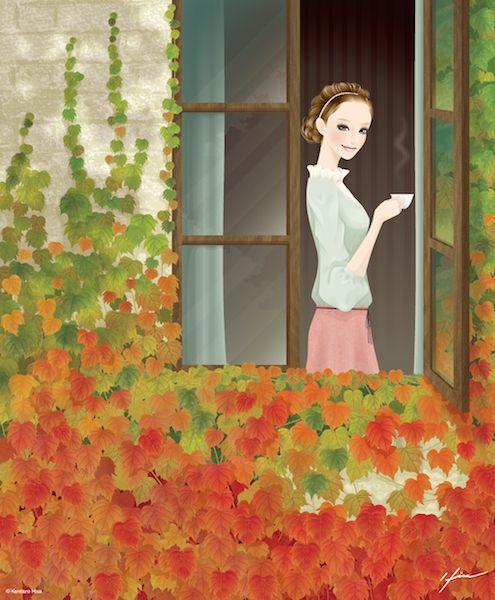 Kentaro Hisa - Illustrator - Fukushima, Japan