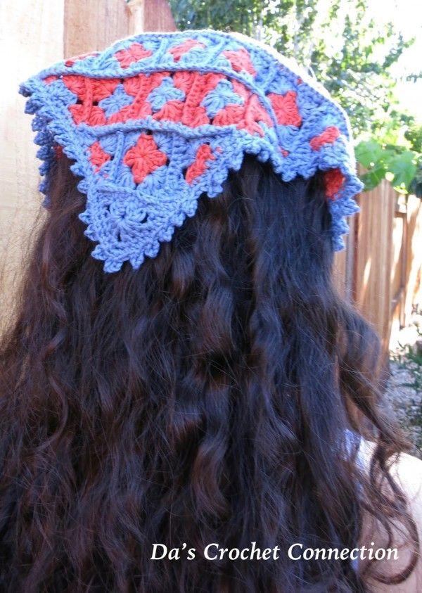 Increíble Patrones De Bloque De Crochet Libre Embellecimiento ...