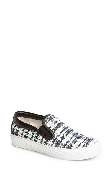 Attilio Giusti Leombruni Woven Slip-On Sneaker Just bought this shoe. Adorable and incredibly comfortable!