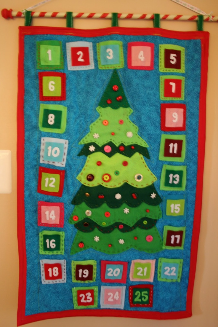 Self Made Christmas Calendar : Images about make advent calendar on pinterest