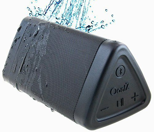 OontZ Angle 3 Bluetooth Portable Speaker : Louder Volume with 10W+ Power, More Bass, Weatherproof IPX5 Wireless Shower Speaker (BLACK), by Cambridge SoundWorks: Electronics