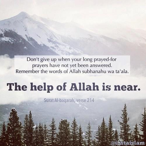 Surah Al-Baqarah(2): 214