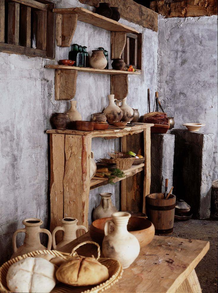 78 best ancient kitchen images on pinterest antiquities for Ancient roman cuisine history