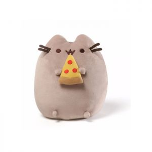 Pusheen the cat Pizza knuffel