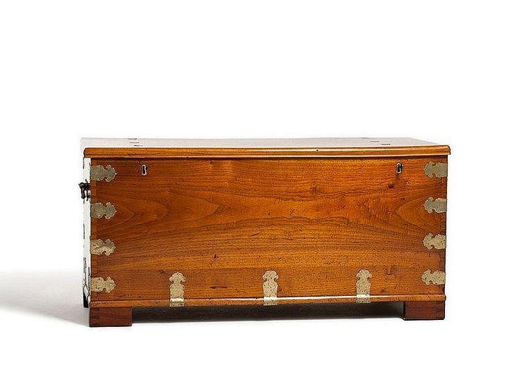 Perfect Asian Art From China, Japan And Southeast Asia   Auctionata Large  Huanghuali Storage Chest,