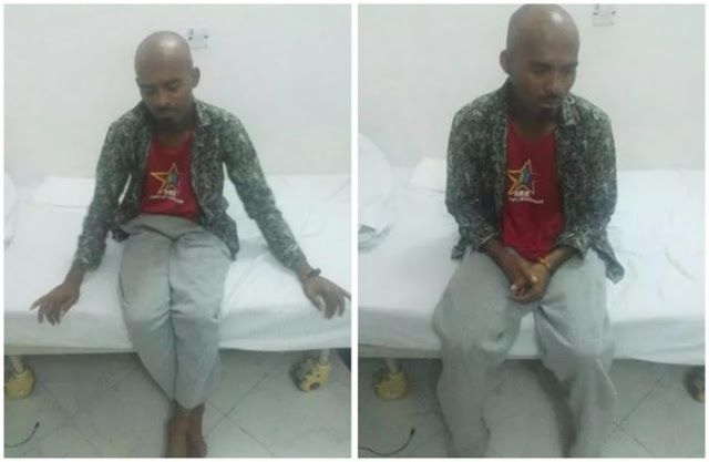 Nollywood Actor Leo Mezie Back To Nigeria Looking Very Healthy After Successful Kidney Surgery In London