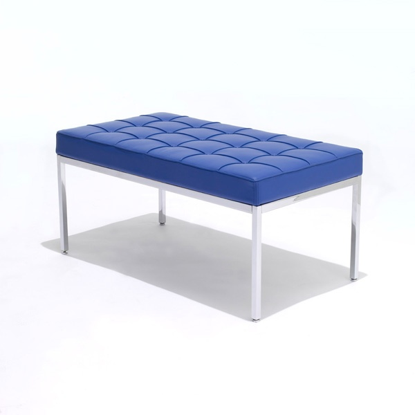 FLORENCE KNOLL BENCH (2 PERSON)