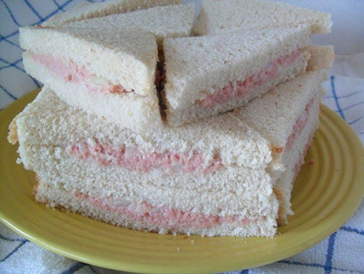 Belizean Spam Sandwiches