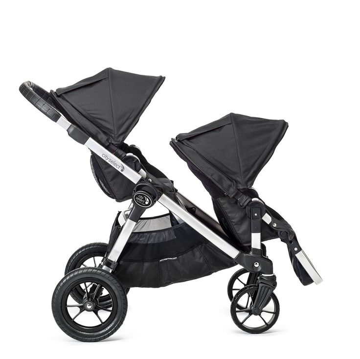 Baby Jogger City Select Best Strollers For Twins The