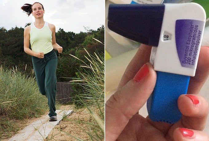 Låt inte din astma hindra dig - så tränar du smart