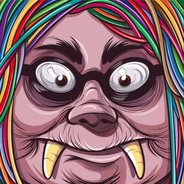 La Bruja Avería. Por Gente Arrugada http://gentearrugada.blogspot.com.es/2010/11/la-bruja-averia.html?m=1
