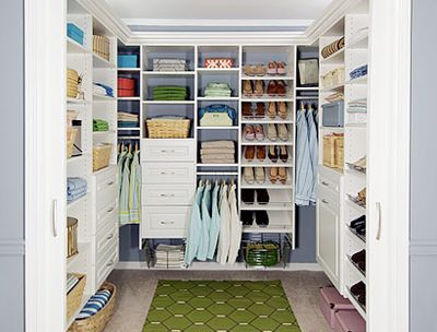 Closet: Dream Closets, Walk In Closet, House Ideas, Closet Organization, Dream House, Closet Ideas, Organized Closet, Design
