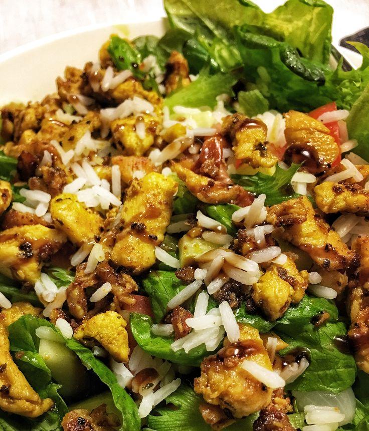 Curry-broileria