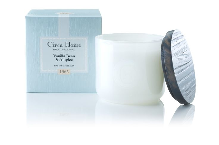 1965 Vanilla Bean & Allspice Natural Wax Candle