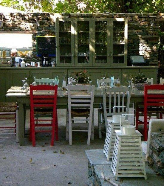 Amenager une cuisine exterieure cuisine du0027ete - Amenager une cuisine exterieure ...