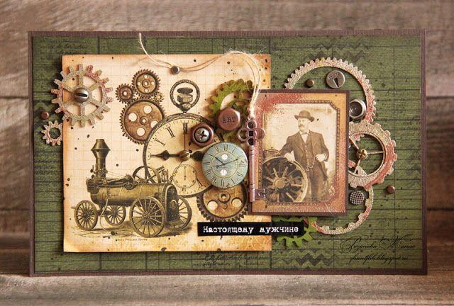 My Hobby: Пара рамочек и много-много открыток :)