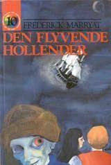 """""""Den flyvende hollender"""" av Frederick Marryat"""