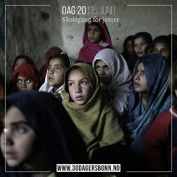 Let's join with the Body of Christ in Scandinavia as they pray for the Muslim World. Via @30dagersbonn on Instagram: Dag 20  Skolegang for jenter   Be for samarbeidet mellom landsbyens ledere og lokale using @RepostRegramApp - Dag 20  Skolegang for jenter \tBe for samarbeidet mellom landsbyens ledere og lokale organisasjoner slik som den som er presentert her som arbeider for å tilby viktige tjenester til familier i Sør-Asia. #30dagersbonn #pray30days #pray #30daysofprayer #pray30days…