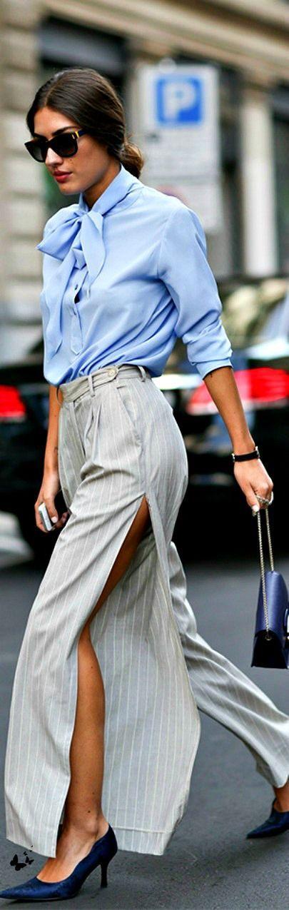 おしゃれの街、ミラノからキャッチしたスナップ☆働く女性におすすめ!タイプ別ハイファッションのアイデア☆ 明日のスタイルの参考に♪