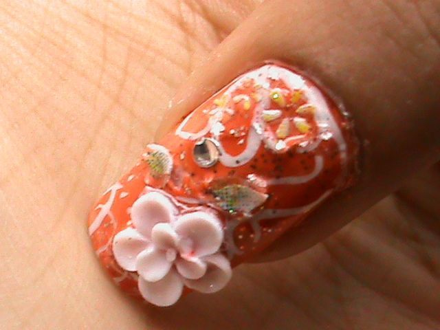 3D Nail Art Video 3D Flowers Nail Art To Do At Home And Easy Nail Designs For Be...    Pepino Top Nail Art Design
