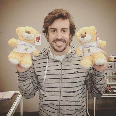 Fórmula 1 Rosa: El otro amor de Fernando Alonso