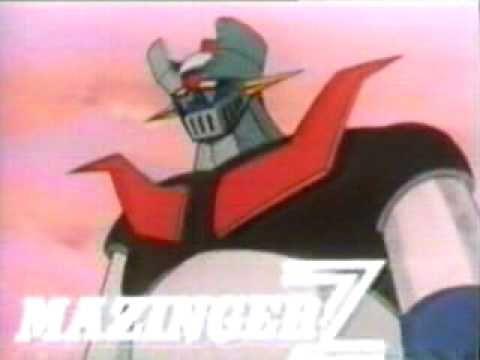 Mazinger Z, creo que lo daban los sábados después del telediario.