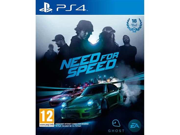 Need for Speed Spill til Playstation 4