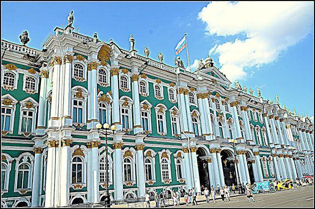 Hermitage San Petersburgo, Rusia