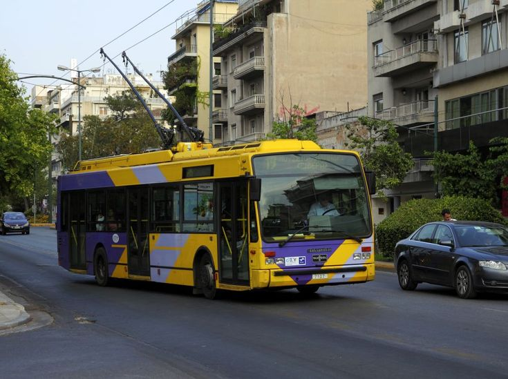 Transport in Greece to be Affected by Strike on May 1.