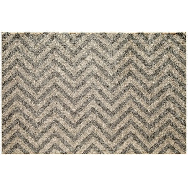 Rugs America Hudson Linen Chevron Rug ($700) ❤ liked on Polyvore featuring home, rugs, grey, grey chevron area rug, grey chevron rug, chevron area rug, patterned area rugs and grey patterned rug