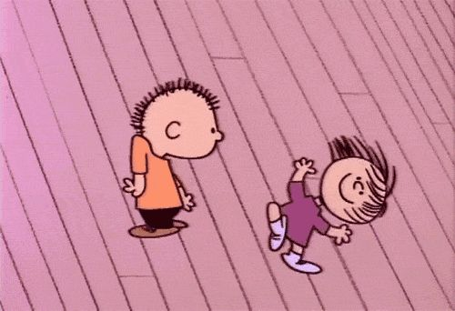 Charlie Brown...More Dance GIFs To Make Your Life NotSuck