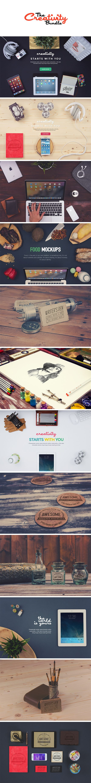 Creativity Free Bundle | GraphicBurger