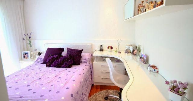 Algumas sugestões de decorações para quartos de solteiro lindos! Confiram!!!                                                               ...