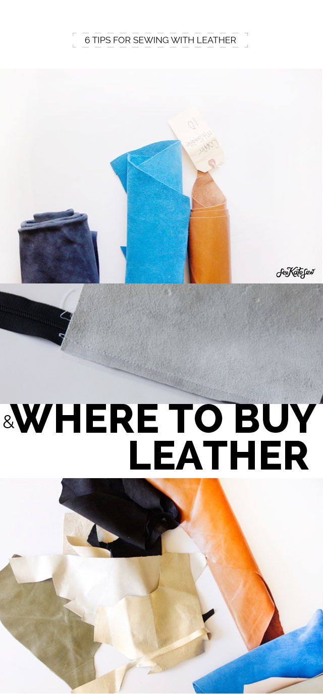 25 best ideas about sewing leather on pinterest leather