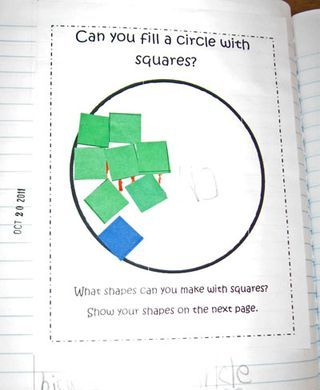 Great post: Five days of problem-solving with 2-dimensional shapes. This is the kind of teaching that builds a solid base of understanding...wonderful!!