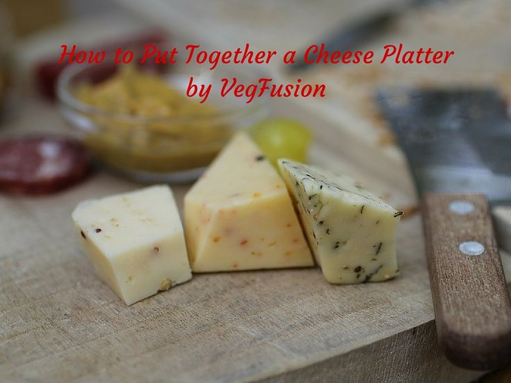 Entertaining? How about putting together a cheese platter? Gathering around a delightful cheese plate and some wine is becoming more and more popular these days. So this post is all about how to put together a decent cheese platter that everyone will enjoy.