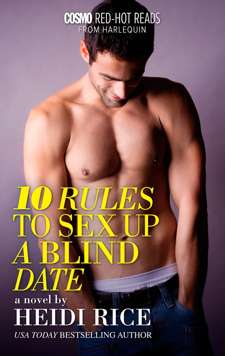 The first rule of Blind Dating, find a hot guy... Enter Brent O'Neill a wolf in geek's clothing.