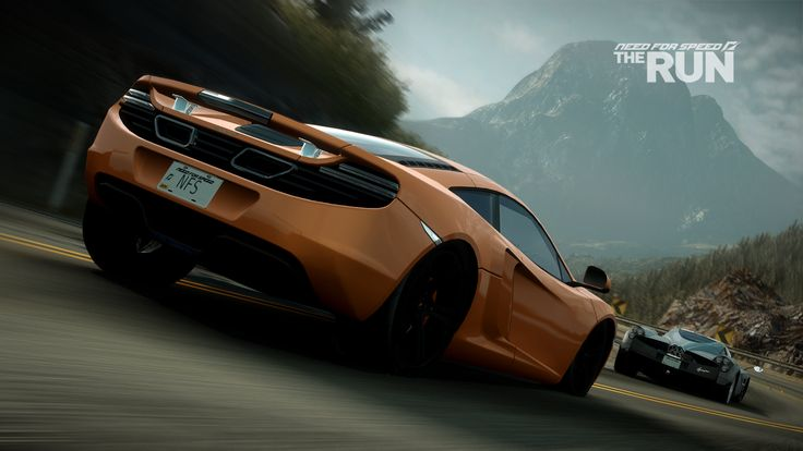 Need for Speed: Computers Games, Pursuit Gameplay, Speed Games, Need For Speed, Games Wallpapers