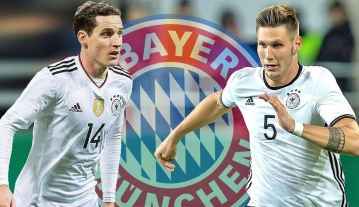 FC Bayern München have signed Niklas Süle (21) and Sebastian Rudy (26) from TSG 1899 Hoffenheim. The two German national  Source
