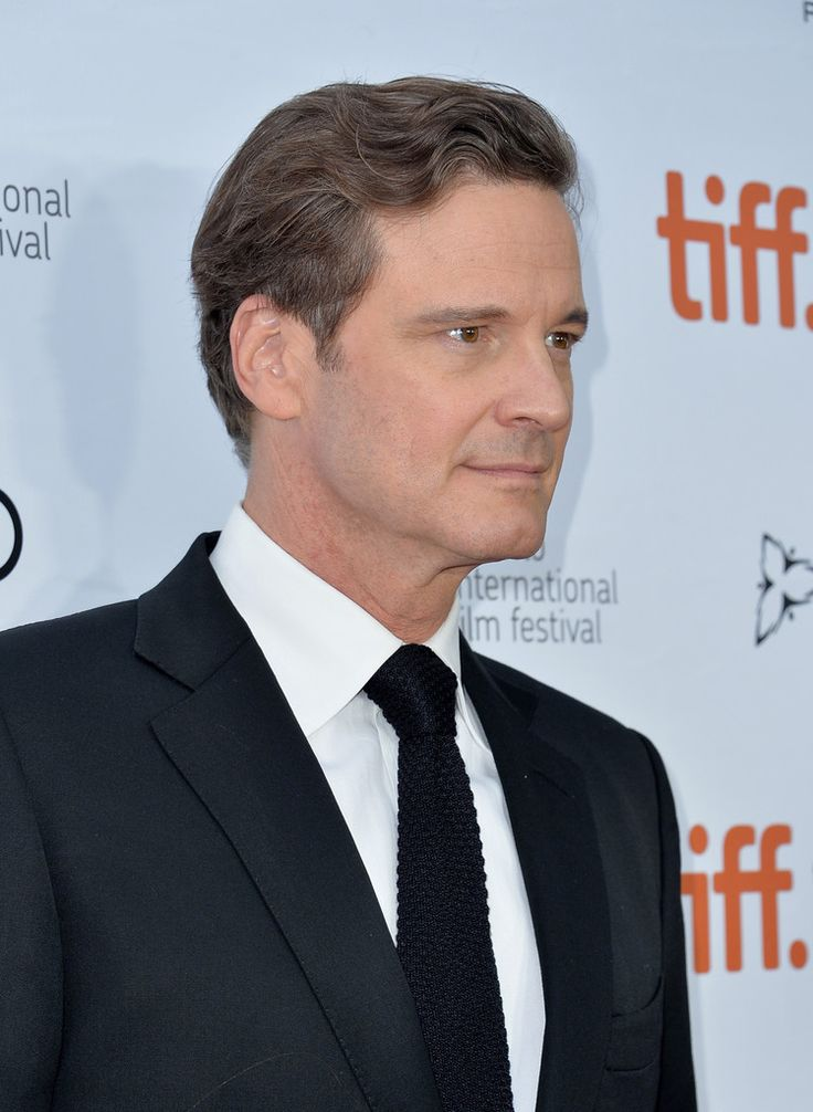 """Colin Firth Photos Photos - Actor Colin Firth arrives at """"The Railway Man"""" Premiere during the 2013 Toronto International Film Festival at Roy Thomson Hall on September 6, 2013 in Toronto, Canada. - 'The Railway Man' Premieres in Toronto"""