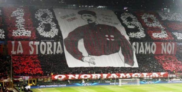 L'uomo coi #baffi che disegnò il mito del #Milan