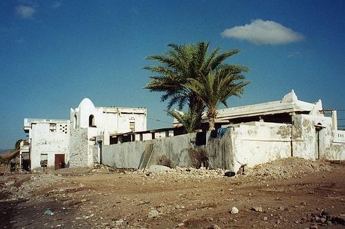 Djibouti - building