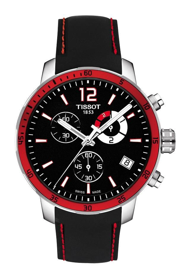 Tissot - Quickster Football Chronograph