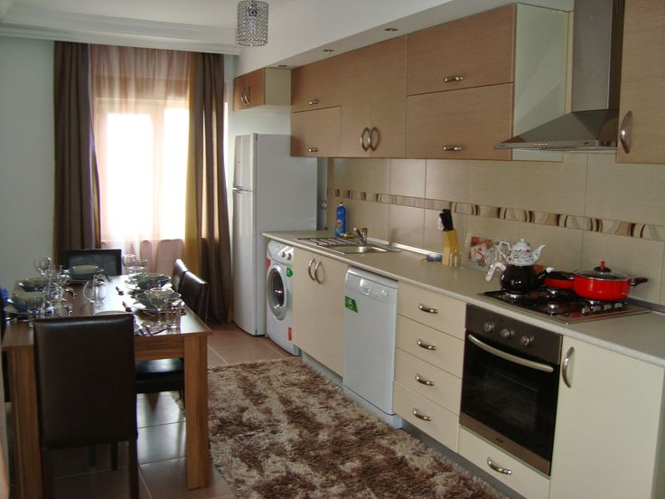 Antalyada günlük kiralık eşyalı, mobilyalı daireler